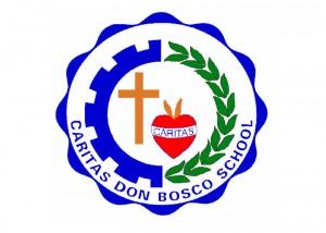 caritas don bosco school logo