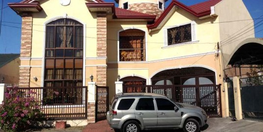 5 Bedroom House in San Fernando, Pampanga