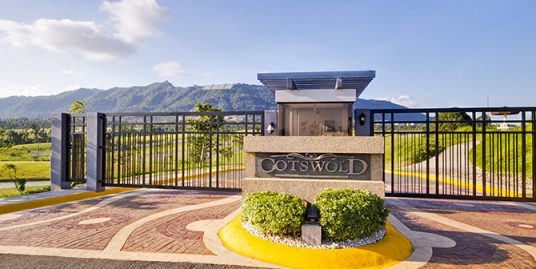 The Cotswold, Lots for sale at Tagaytay Midlands