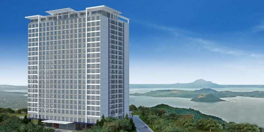 Wind Residences, Condomium units in Tagaytay City