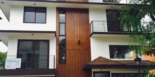 Brand New House For Rent in Mckinley Hill, Fort Bonifacio, Taguig City