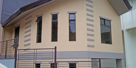 Brand new 2-storey House in Bakakeng, Baguio City