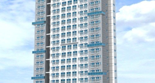 Berkeley Residences Condominium in Katipunan, Quezon City