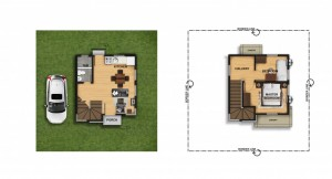 Celine floor plan