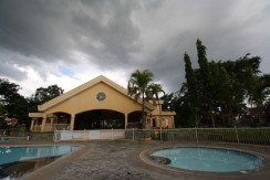 Clubhouse and kiddie pool