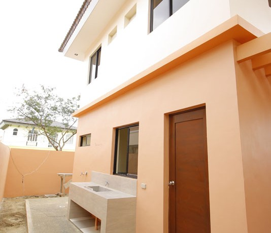 Brand New 3-Bedroom 192 Sqm. House In South Forbes, Sta