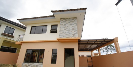 Brand New 3-Bedroom 192 sqm. House in South Forbes, Sta. Rosa City