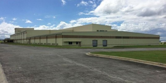 Manufacturing Plant in 8.7-hec lot inside Industrial Park in Batangas