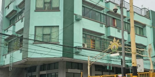 Makati Corner Commercial Building for Sale