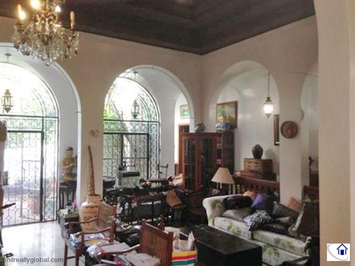 Mediterranean house for sale in ayala alabang village for Mediterranean homes for sale