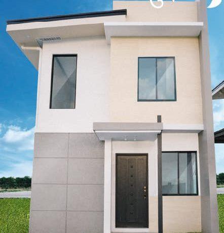 Banyan 54 sqm model house araya residences