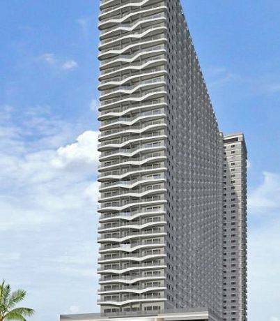Coast Residences Condominium Building, Roxas Boulevard 1