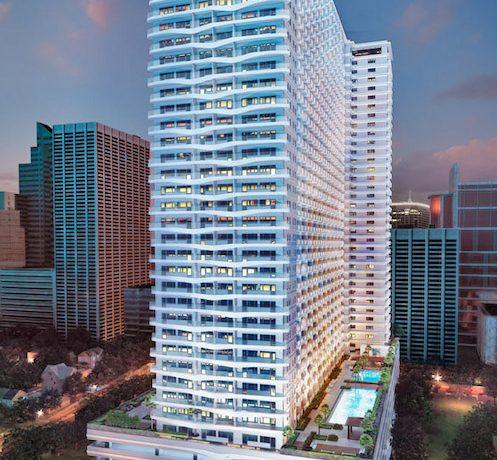 Coast Residences Condominium Building, Roxas Boulevard 2