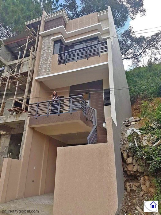 Brand New Duplex House for Sale in Baguio