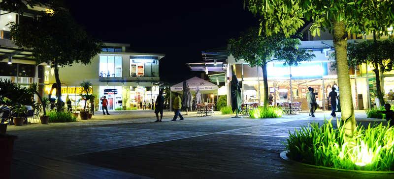 Nuvali at Night