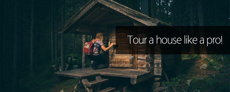 Tour a house to buy like a pro