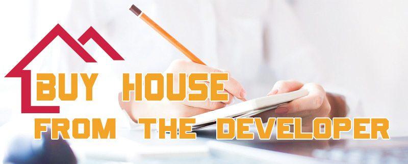 Buy House from Developer