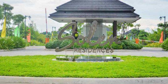 Residential Lot in Sta. Rosa, Laguna – Solen Residences