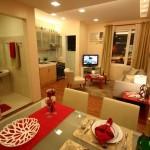 1 bedroom dining