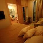 1 bedroom unit bedroom