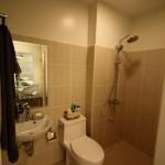 studio Unit Toilet and Bath