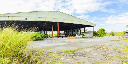 2 Hectare Industrial Lot with Warehouse