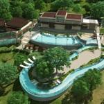 Club Ananda Aerial View
