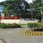 Hacienda Sta. Monica Gate