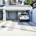 Four Car Garage