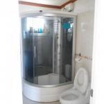 Master Bathroom with Shower enclosure