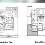 Chantily Floor Plan