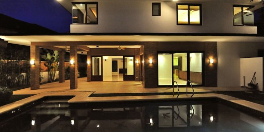 4-Bedroom Ayala Alabang Brand New Asian House with swimming pool