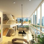 East Gallery Place Villas Living Dining