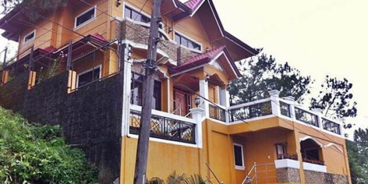 5-Bedroom House for sale in Camp 7, Baguio City