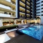 The Amaryllis pool