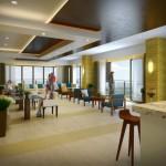 The Amaryllis sky lounge