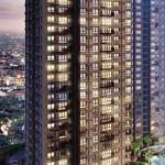 Tower2 facade