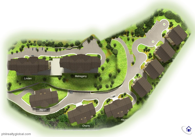 Woodridge Place Condo, Tagaytay Highlands Master Plan