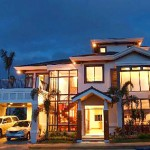 Nusa Dua House Model. Floor Area: 312.04 sq.m.