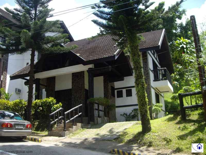 2 storey house for sale in canyon woods tagaytay real for 2 storey house for sale