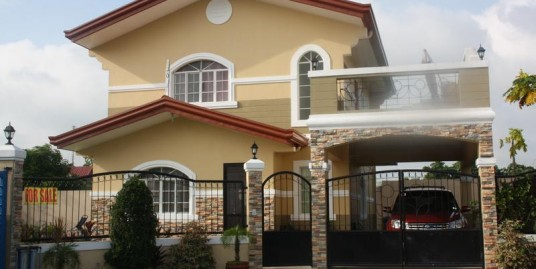 2-Storey House and Lot for sale in Dasmariñas, Cavite