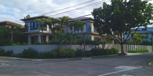 Brand New Modern Asian House for Sale in Ayala Alabang Village