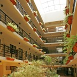 Distinct architectur efficient space planning