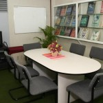 Green Room - Small meeting space for maximum 6 persons