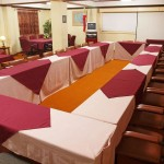 Peach Room - Capacity of 20-30 persons