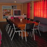 Red Room - Good for 8 to 10 persons