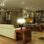 1BR - Sleek Interior Design