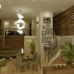 2BR Loft - Lush Interior Design