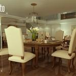 3BR Loft - Aristo Interior Design