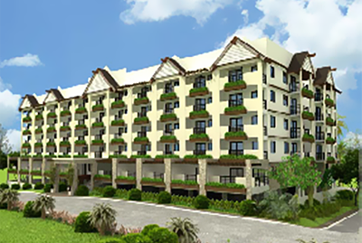 East Raya Gardens Condominium, Pasig City